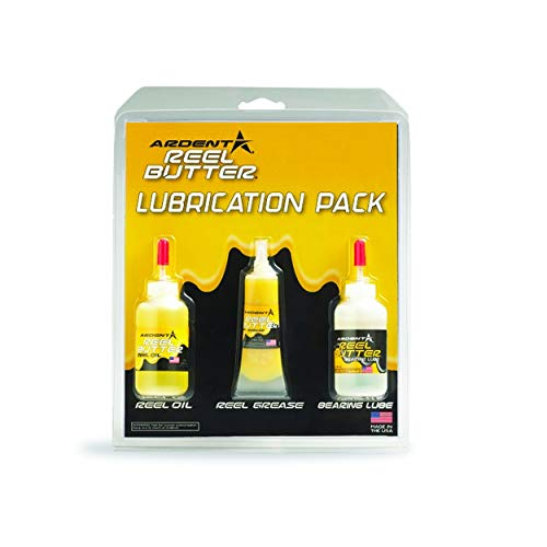 Ardent Reel Butter Lubrication 3 Pack
