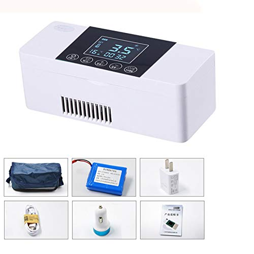 CX Best Enfriador médico Estuche Congelador de insulina ...