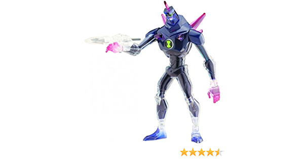 Ultimate Humun... Ben 10 Ultimate Alien Action Figure 10.10.10 Special Edition