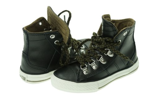 Converse Kid's: Chuck All Star Boot Hi Kinderschuh - 626086 Schwarz