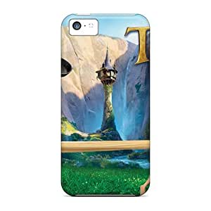 Awesome Ojb4526YSwF TianMao Defender Tpu Hard Case Cover For Iphone 5c- Tangled Movie
