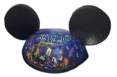 [Walt Disney World Halloween 2012 Mickey Mouse Ears Hat] (Disneyland Haunted Mansion Costume)