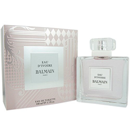 Balmain Eau D'ivoire Eau de Toilette Spray for Women, 3.4 - Women For Balmain