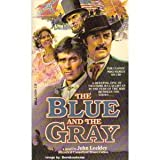 Front cover for the book The Blue and the Gray by John Leekley