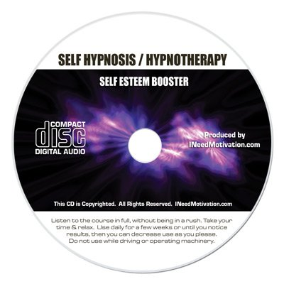 Hypnosis CD - Self Esteem Booster