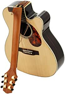 Voyage-Air Guitar VAOM-2C Premier Series Full-Size Folding Guitar (Orchestra Cutaway)