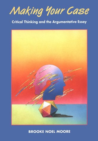 argumentative essay critical thinking Free essay: globalization allows important processes to occur and be maintained more efficiently and important ideas to become reality in an environment.