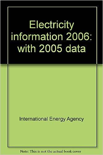 Téléchargements pdf gratuits pour les livres Electricity Information 9264110143 PDF ePub MOBI