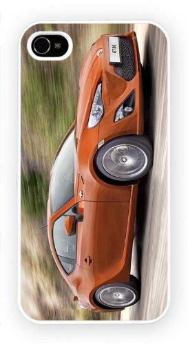 Toyota GT86 Copper road, iPhone 4 4S, Etui de téléphone mobile - encre brillant impression