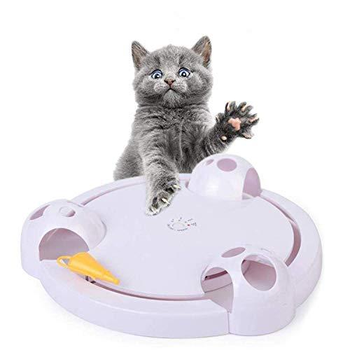 Ulalaza Juego de ratón Scratch Mouse Tocadiscos automático 3 ...