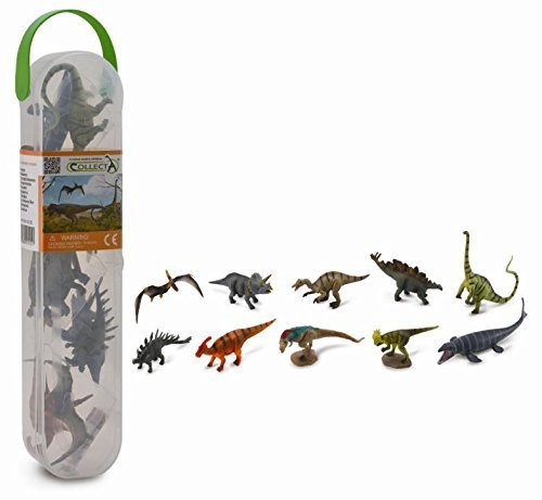 CollectA Box Mini Dinosaurs Dinosaur product image