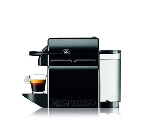 Large Product Image of Nespresso Inissia Original Espresso Machine by De'Longhi, Black