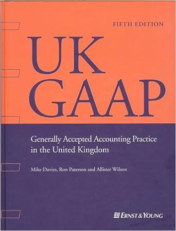 UK GAAP: Amazon.es: Ernst & Young, Davis, Mike, Paterson, Ron ...