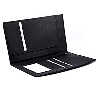 Chase Plus Genuine Leather Travel Wallet For Unisex