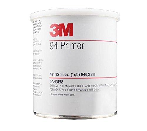 3M 94 Yellow Tape Primer Quart by 3M