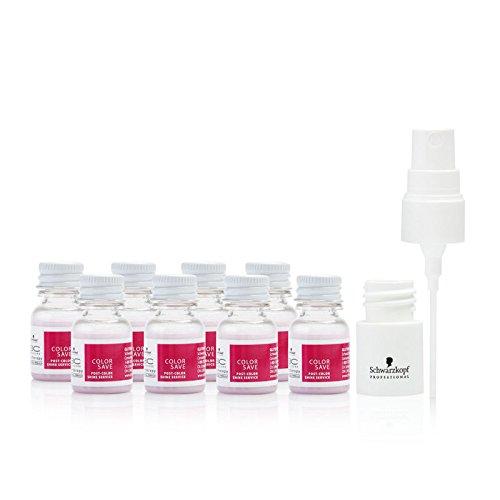 onal BC Bonacure Color Save - Post Color Shine Service Kit (Schwarzkopf Bc Color Save)