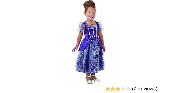 Rubies Sensations Purple Princess Costume Toddler
