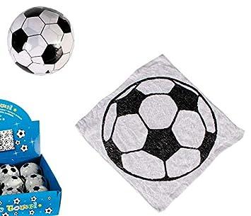 Out of the blue Mágico Toalla de fútbol - 1 pieza: Amazon.es: Juguetes y juegos