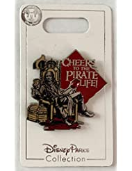 Disney Pin 134188 Pirates of the Caribbean - Jack Sparrow - Cheers to the Pirate Life! Pin