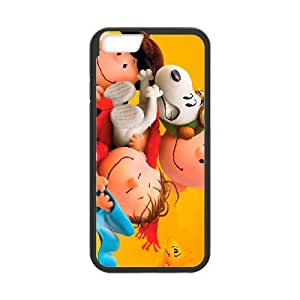 the peanuts movie poster 2 other iPhone 6 4.7 Inch Cell Phone Case Black yyfD-361652