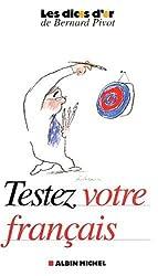 Testez votre français