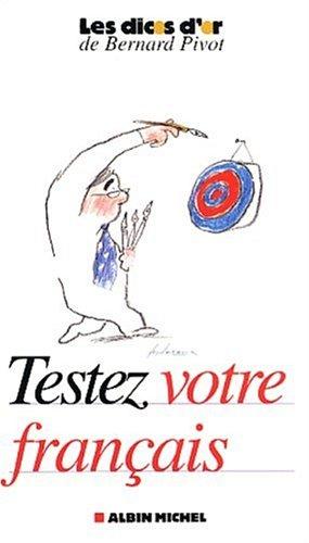 Download Testez Votre Francais pdf