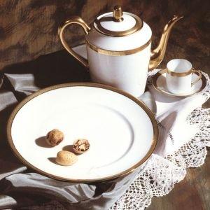 Robert Haviland and C. Parlon Malmaison Gold Dinner Plate ()