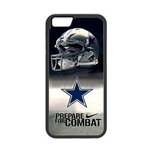 RAROFU High Quality Dallas Cowboys Custom Case for iPhone6 4.7 (Laser Technology) by icecream design
