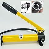 Hydraulic Hand Pump Power Pack Hose Coupler