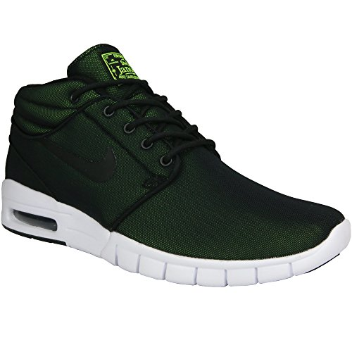 0e349d09514 nike SB stefan janoski max mid mens trainers 807507 sneakers shoes ...