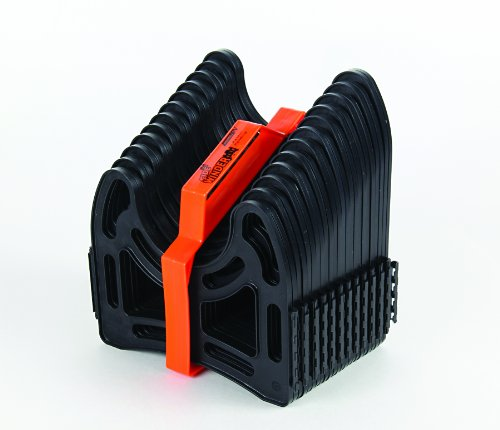 Camco 43031 10ft Sidewinder RV Sewer Hose Support, Made From Sturdy Lightweight Plastic, Won