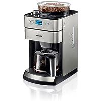 Philips 飞利浦 家用全自动现磨一体 美式滴漏咖啡机 HD7751 (带咖啡豆研磨功能 9档粗细 自由选择)