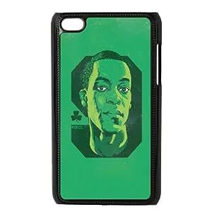 iPod Touch 4 Case Black Rajon Rondo Nneoe