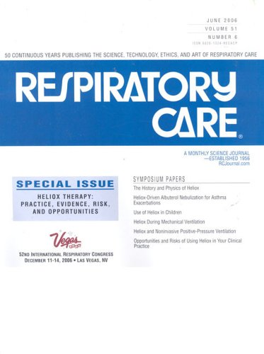 Respiratory Care - U.S. Edition PDF