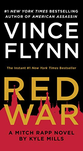 Red War (15) (A Mitch Rapp Novel)