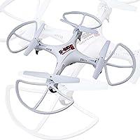 NiGHT LiONS TECH 3015-5 RC Quadcopter 2.4GHz Headless Mode One Key Return Drone RTF