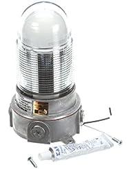 Master Bilt 23 01792 Kason 1806 Led Fixture With Lamp And Optic Globe 11806Led000 Jelly Jar 13W