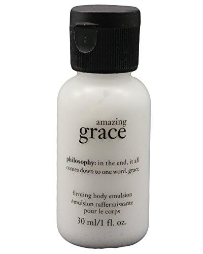 Amazing Grace Firming Body Emulsion (Philosophy Amazing Grace Perfumed, Firming Body Emulsion Deluxe Sample)