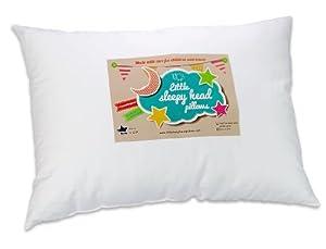 Little Sleepy Head Toddler Pillow Review