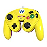 PDP Wired Fight Pad for Wii U - Wario