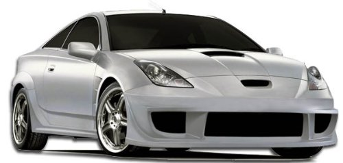 Duraflex Replacement for 2000-2005 Toyota Celica GT300 Wide Body Kit - 8 Piece
