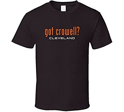 Tshirtshark Got Isaiah Crowell Cleveland Football Player Funny Fan T Shirt