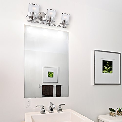 Designers Fountain 6693-CH Essence Vanities, Chrome by Designers Fountain (Image #1)
