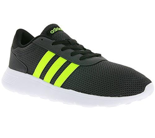 Adidas Lite Racer - Aw3871 Wit-grijs-groen