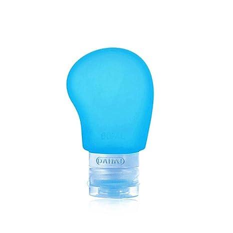 Babysbreath17 38 ml/60 ml/90 ML Champú cosmética de Silicona Botellas con cuentagotas