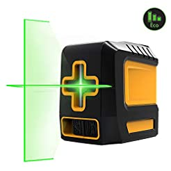 Laser Level, 98ft Green Self-Leveling La...