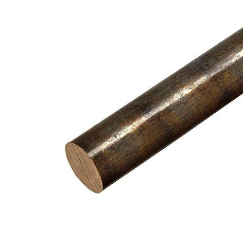 Online Metal Supply C954 Aluminum Bronze Round Rod 1-5/8'' diameter x 36'' long by Online Metal Supply