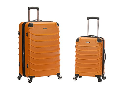 rockland-speciale-20-inch-28-inch-2-pc-expandable-abs-spinner-set-orange-one-size