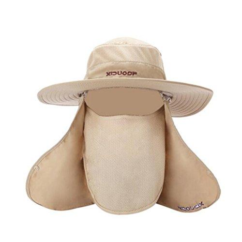 En 5 Uv C Et Protection Visière De Femmes Aj Détachable Chapeau Hommes Couleurs Pêcheur Option w17zU