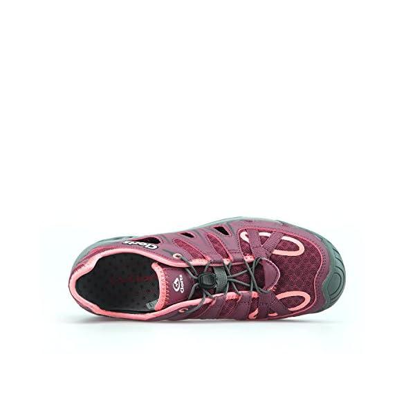 9d76b3d7d6d6 Water Shoe Quick Drying Sport Hiking Water Sandal SLLOOP Clorts Women s  Amphibious Athletic 3H025